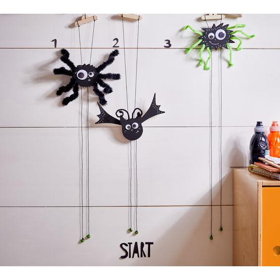 Sachenmacher Spinnenläufer, Bastelset für 3 Stück