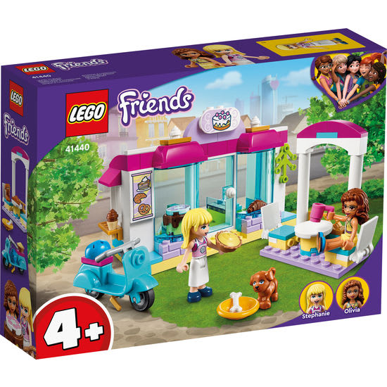 LEGO®Friends 41440 Heartlake City Bäckerei