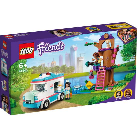 LEGO®Friends 41445 Tierrettungswagen