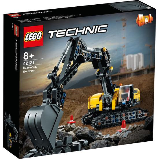 LEGO®Technic 42121 Hydraulikbagger