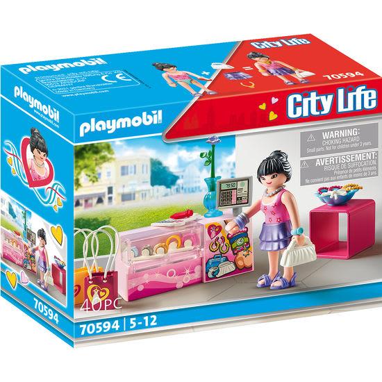 PLAYMOBIL® City Life 70594 Fashion Accessoires