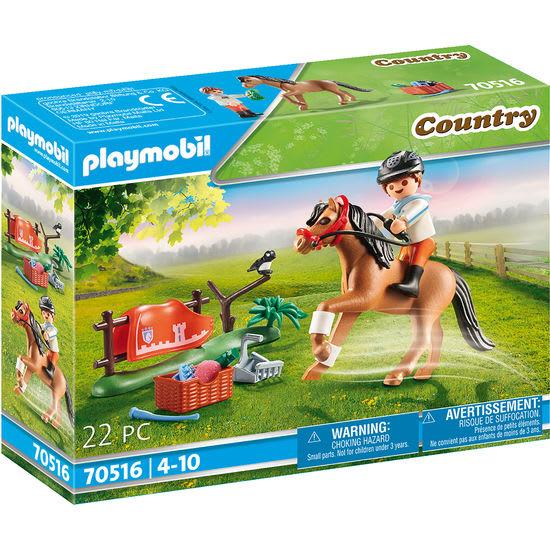 PLAYMOBIL® Country 70516 Sammelpony