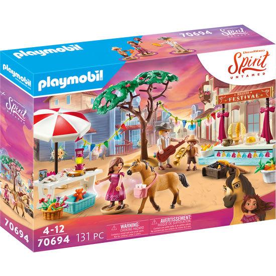 PLAYMOBIL® Spirit 70694 Miradero Festival