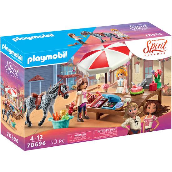 PLAYMOBIL® Spirit 70696 Miradero Süßigkeitenstand