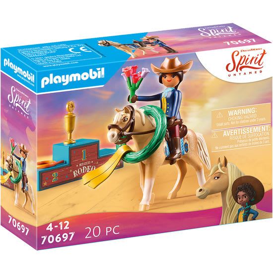 PLAYMOBIL® Spirit 70697 Rodeo Pru