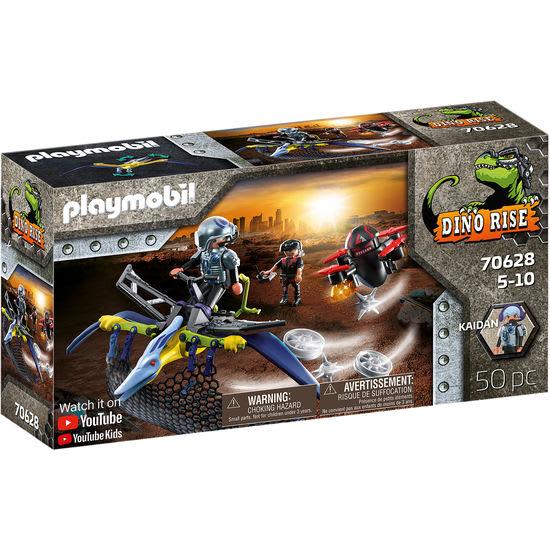 PLAYMOBIL® DINO RISE 70628 Pteranodon: Attacke aus der Luft
