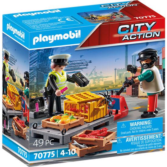 PLAYMOBIL® City Action 70775 Zollkontrolle