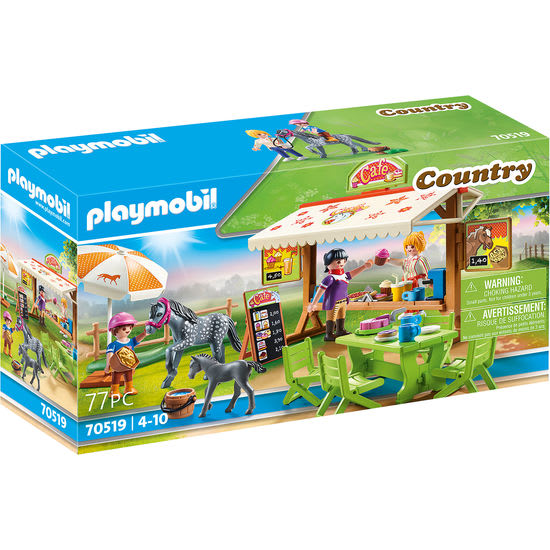 PLAYMOBIL® Country 70519 Pony - Café