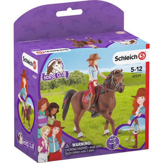 Schleich® Horse Club 42539 Hannah & Cayenne