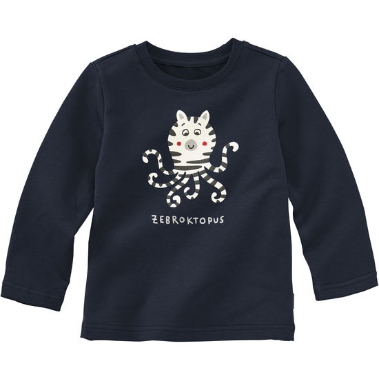 Langarmshirt Mix-Tiere Kinder JAKO-O