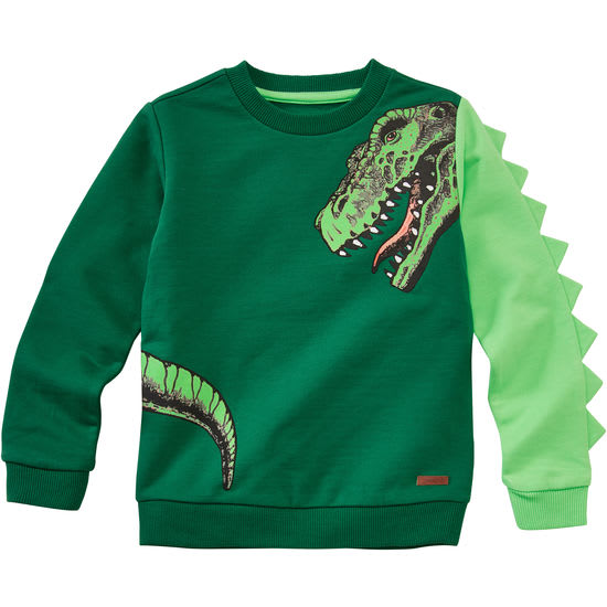 Kinder Sweater mit Dino Zacken JAKO-O