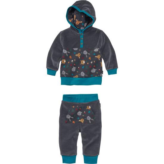 Nicki Set Baby Kapuzensweater und Hose JAKO-O