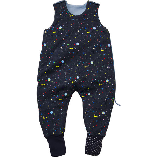 Baby Interlock-Schlafsack mit Bein JAKO-O