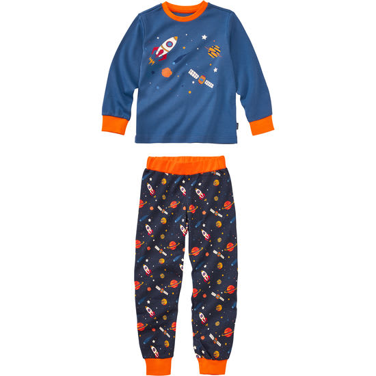 Kinder Interlock Schlafanzug JAKO-O