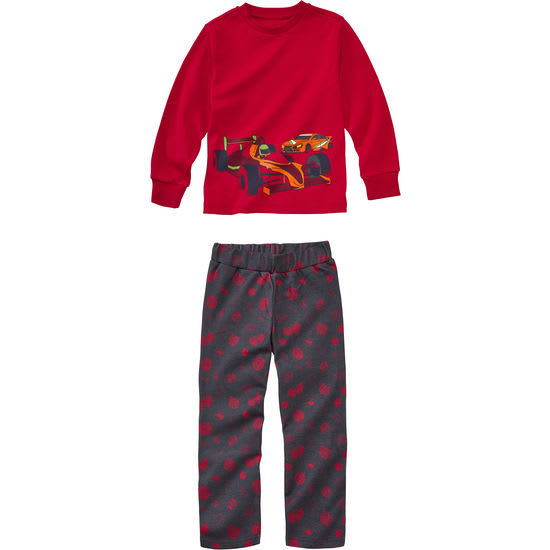 Rennauto Schlafanzug Kinder JAKO-O