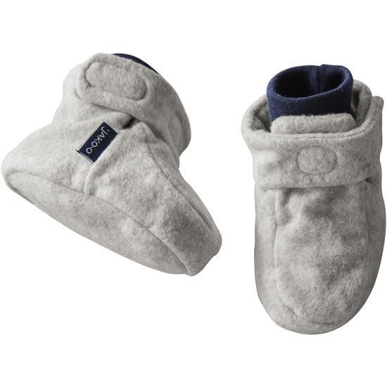 Baby Fleece-Booties Baumwollfleece JAKO-O