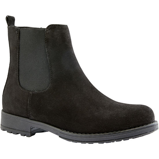 freeSby Chelsea Boots gefüttert