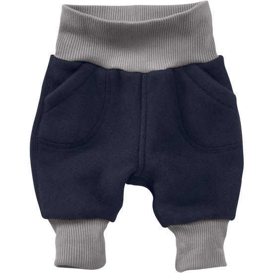 Baby Wohlfühlhose Baumwollfleece JAKO-O, mit Mitwachs-Bündchen