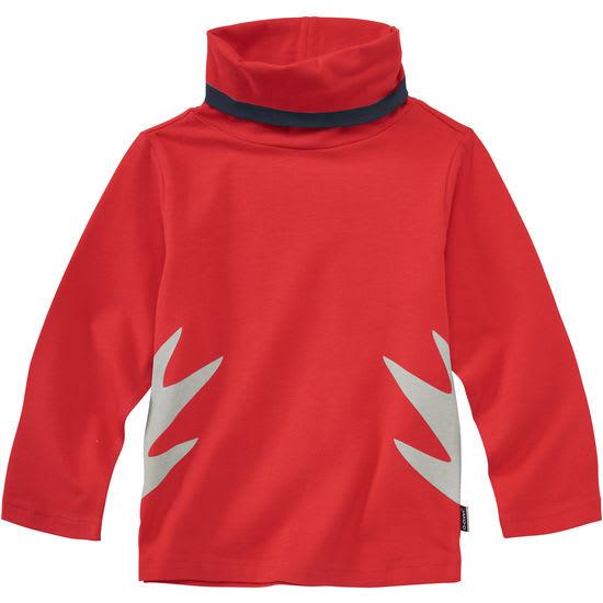 Rollkragen-Shirt SuperheldIn-Kostüm Kinder JAKO-O
