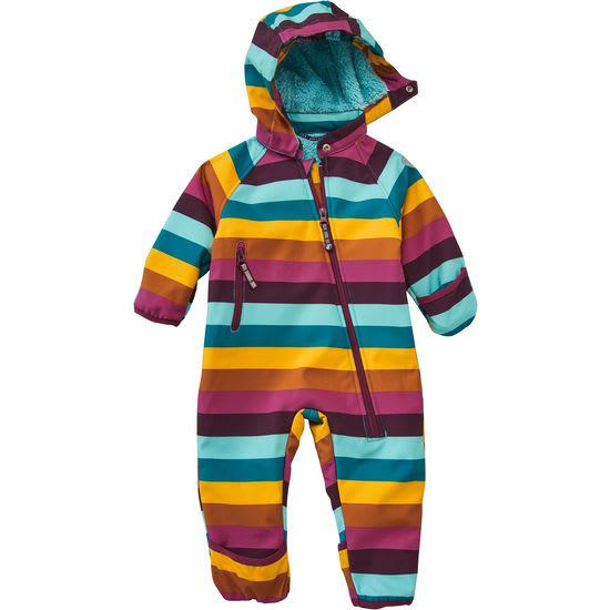 Softshell Overall Baby JAKO-O Teddyfleece