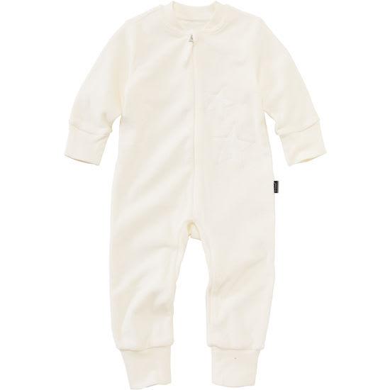 Baby Schlafoverall Frottee JAKO-O, mit Klappbündchen