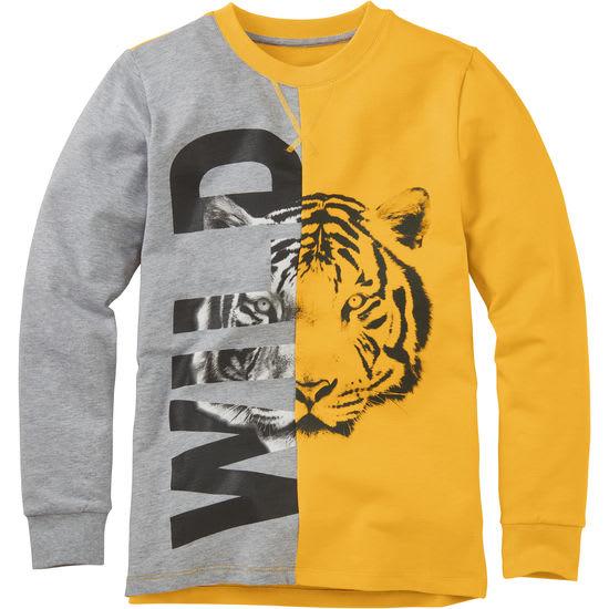 Sweatshirt Tiger Jungen FIT-Z