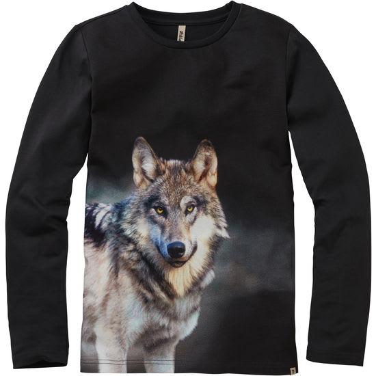 Sweatshirt Tier Fotodruck Jungen FIT-Z