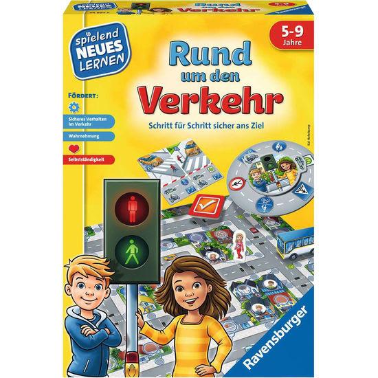 Ravensburger 24997 Lernspiel Rund um den Verkehr