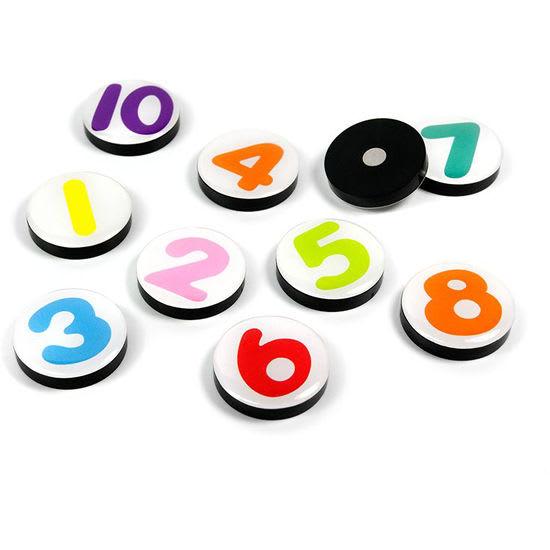 Trendform Magnete 1-10, 10 Stück