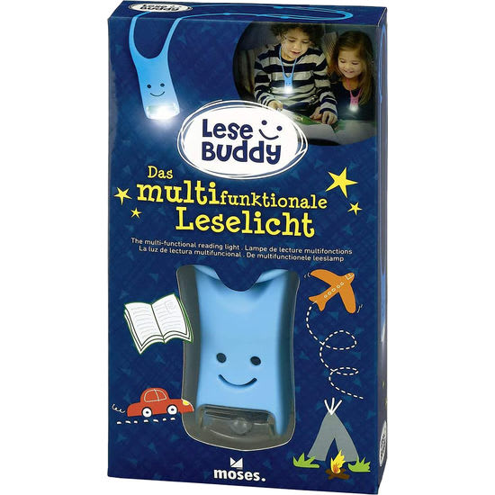 moses. Leselicht Lese Buddy