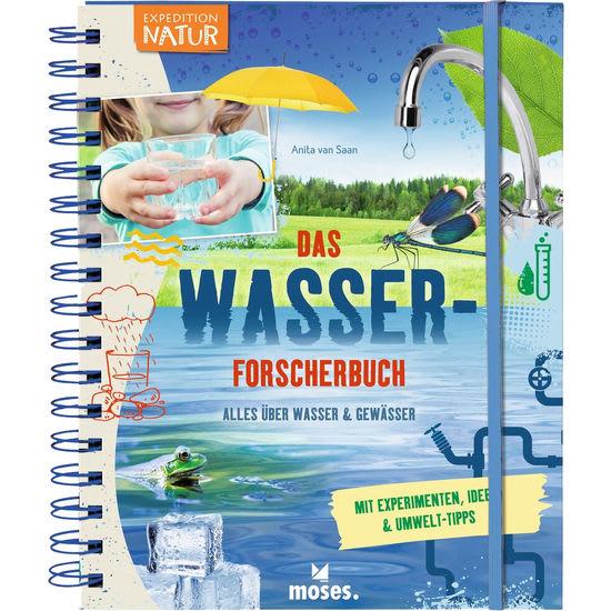 MOSES Expedition Natur: Das Wasser-Forscherbuch