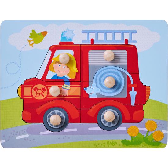 Greifpuzzle Feuerwehr HABA 302536