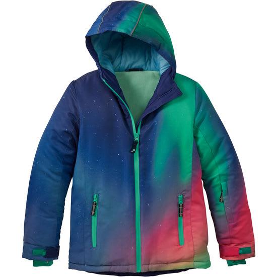 Skijacke Mädchen Farbverlauf FIT-Z