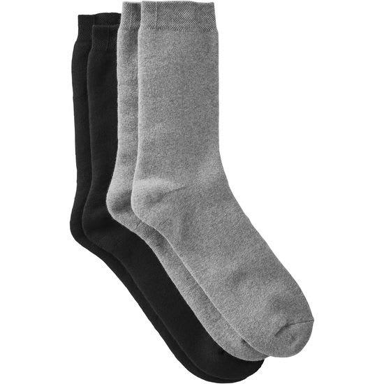 Frottee Socken FIT-Z, 2er-Pack
