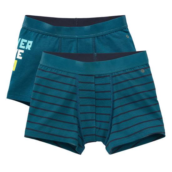 Jungen Boxershorts 2er-Pack FIT-Z