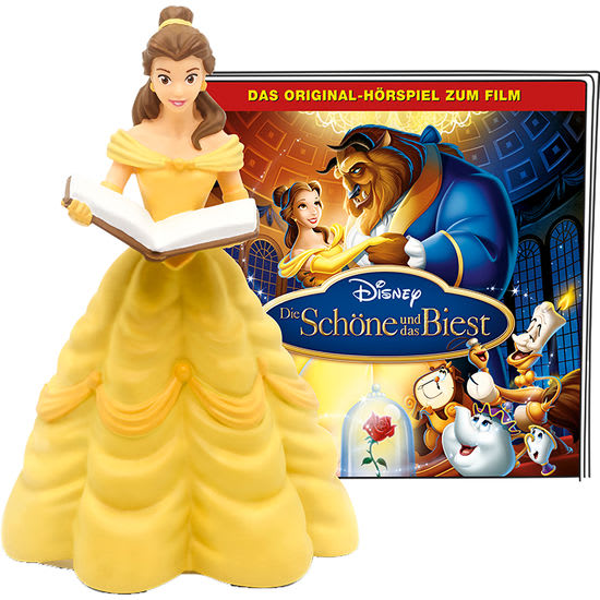 tonies<sup>®</sup> Hörfigur Disney<sup>®</sup> Die Schöne und das Biest