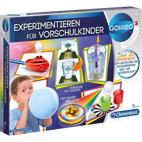 Clementoni Galileo Science – Experimentieren für Vorschulkinder