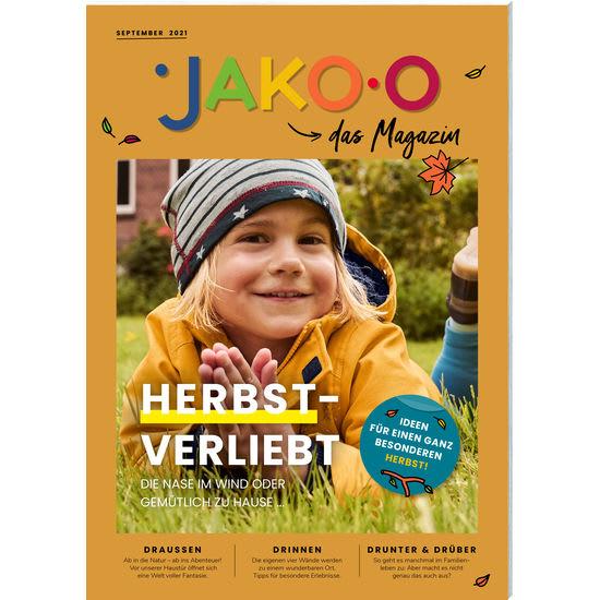 JAKO-O Magazin Herbst