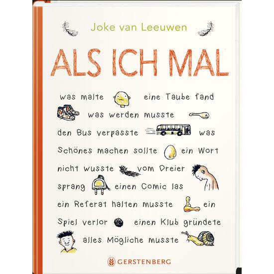 Kinderbuch Als ich mal, von Joke Van Leeuwen