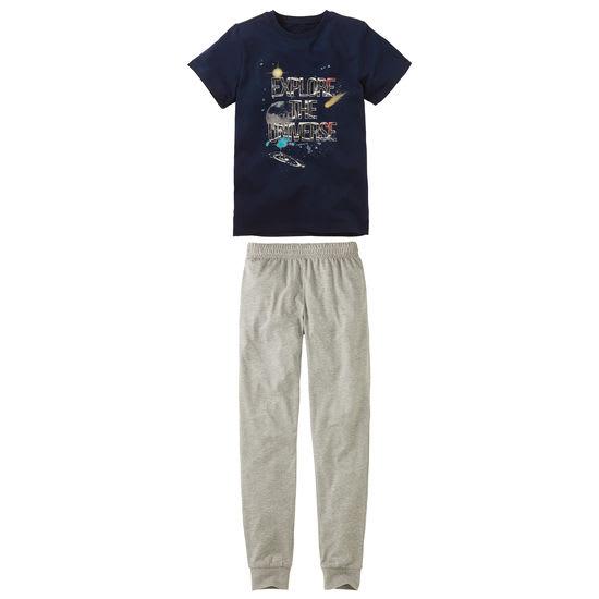 Jungen Schlafanzug Weltall FIT-Z