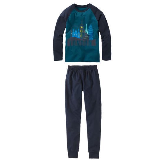 Jungen Schlafanzug London FIT-Z