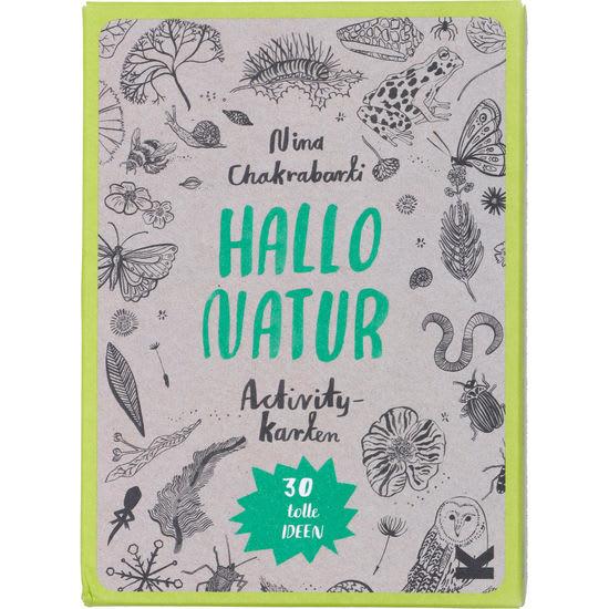 Hallo Natur Activity-Karten