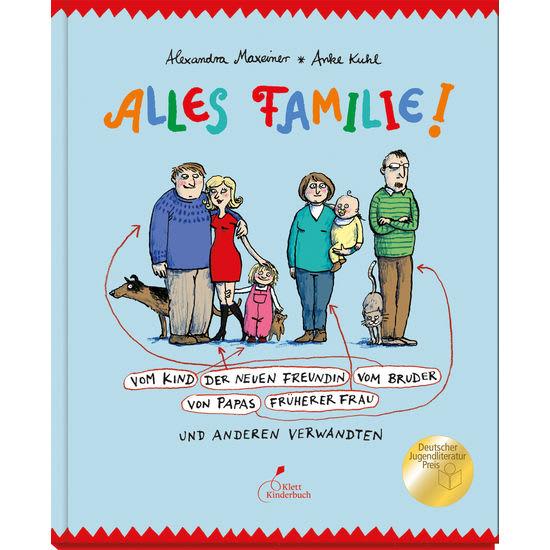 Sachbilderbuch Alles Familie!