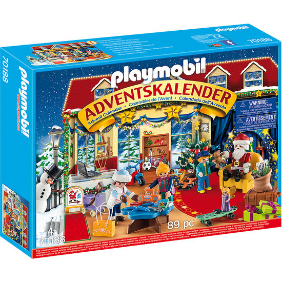 PLAYMOBIL® Adventskalender 70188