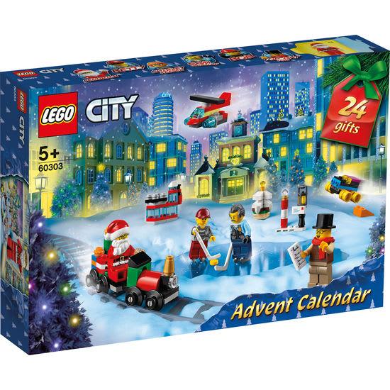 LEGO® City 60303 Adventskalender