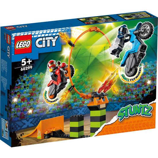 LEGO® CITY 60299 Stunt-Wettbewerb